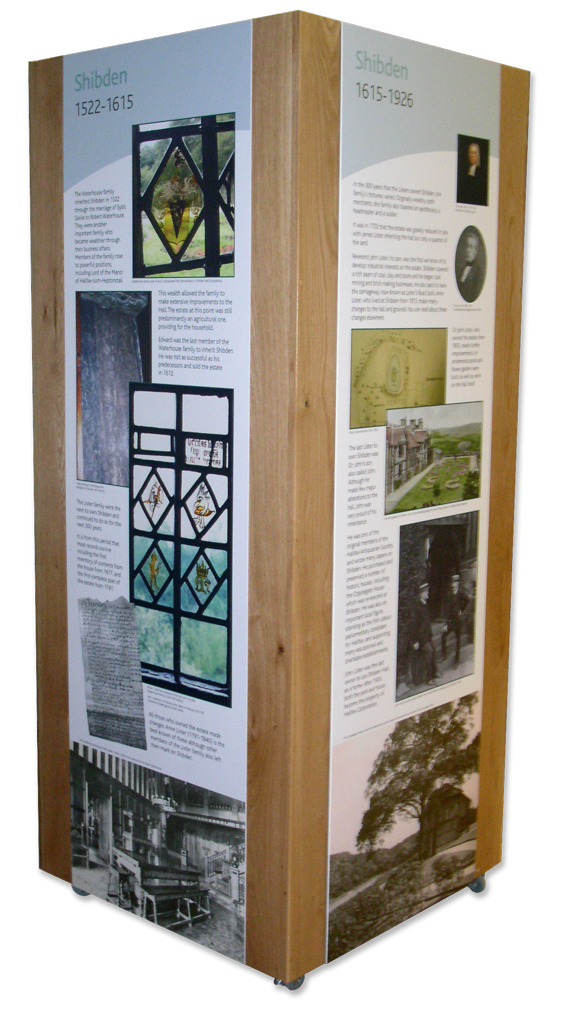 Example on shibden Panel work